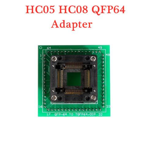 HC05 HC08 QFP64 Adapter Work With ETL MC68HC908AZ60 and MC68HC705X32 Pragrammer